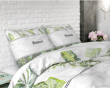 Botanical dreams white_