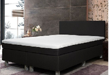 ZURICH COMPLETE BOXSPRINGSET INCL. TOPPER - Top Deals € 389,00_