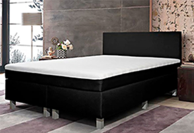 ZURICH COMPLETE BOXSPRINGSET INCL. TOPPER - Top Deals € 389,00